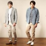mens casual clothing